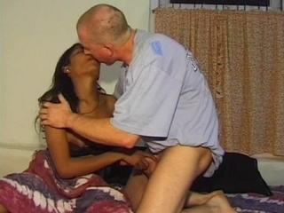 Gallery  22. White guy and prostitute are kissing eachother